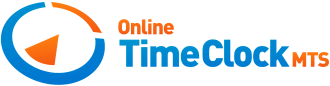 Time Clock MTS Logo
