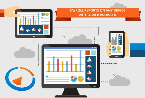 Comprehensive Payroll Reporting from Anywhere