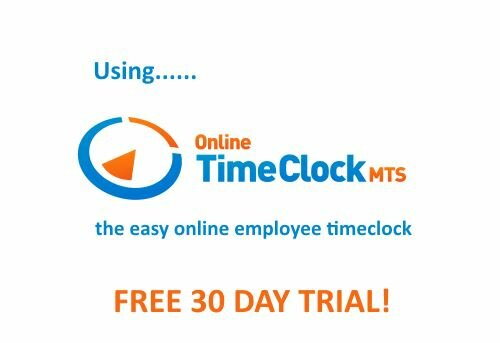 Online Time Clock MTS