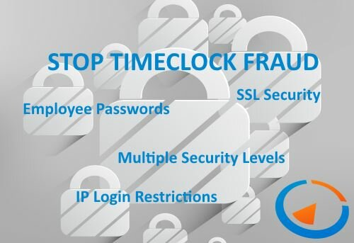 Secure Employee Time Clock